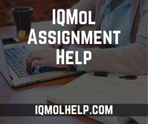 IQMol Assignment Help
